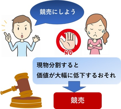 共有物分割請求訴訟:判例