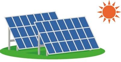 太陽光発電を設置
